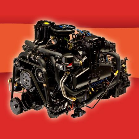Mercruiser-motoren-de